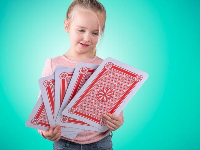 Jumbo Playing Cards Image