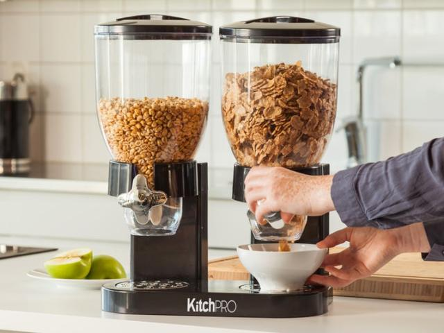 KitchPro® Cornflakes Dispenser Image