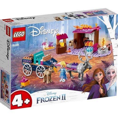 LEGO® Disney™ Princess Elsas Vagnäventyr Image