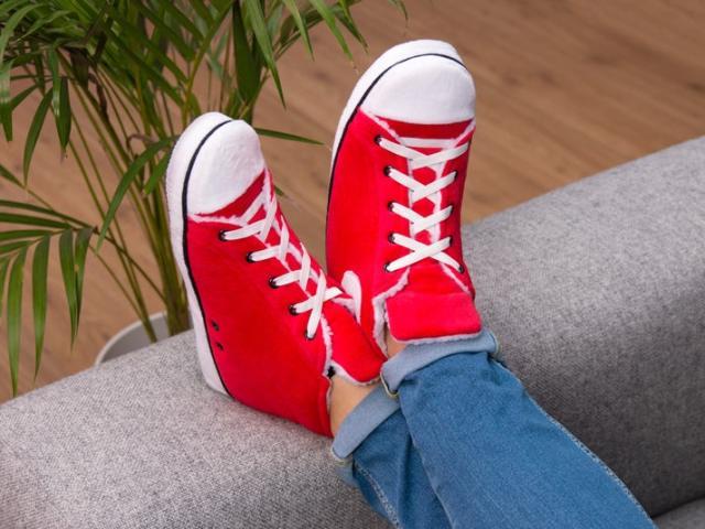 Sneaker Slippers Image