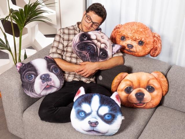 Spralla® Hundkuddar Image
