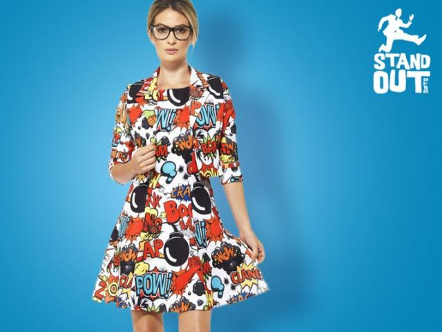 Stand Out Dress Image