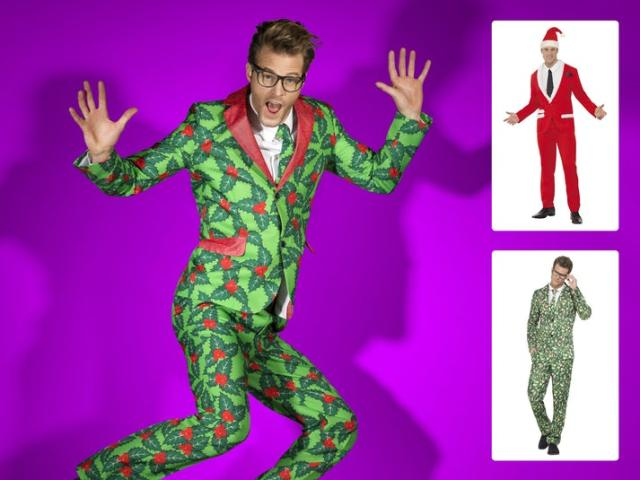 Stand Out Suits Christmas Image
