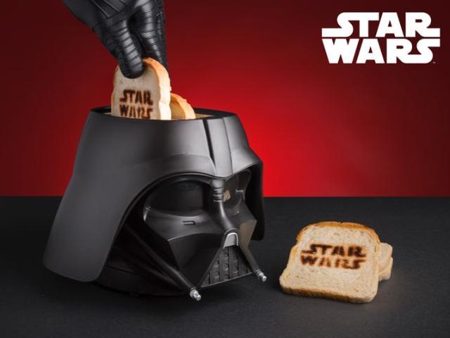 Star Wars Darth Vader Brödrost Image