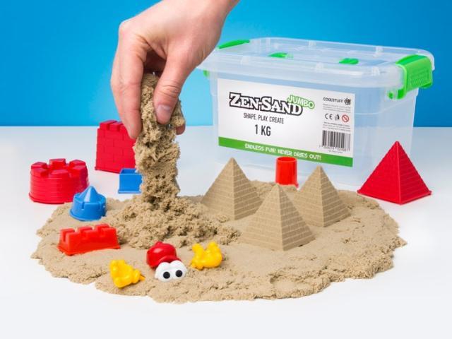 Zen-Sand Jumbo Image