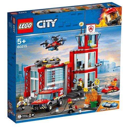 Lego City Brandstation Image