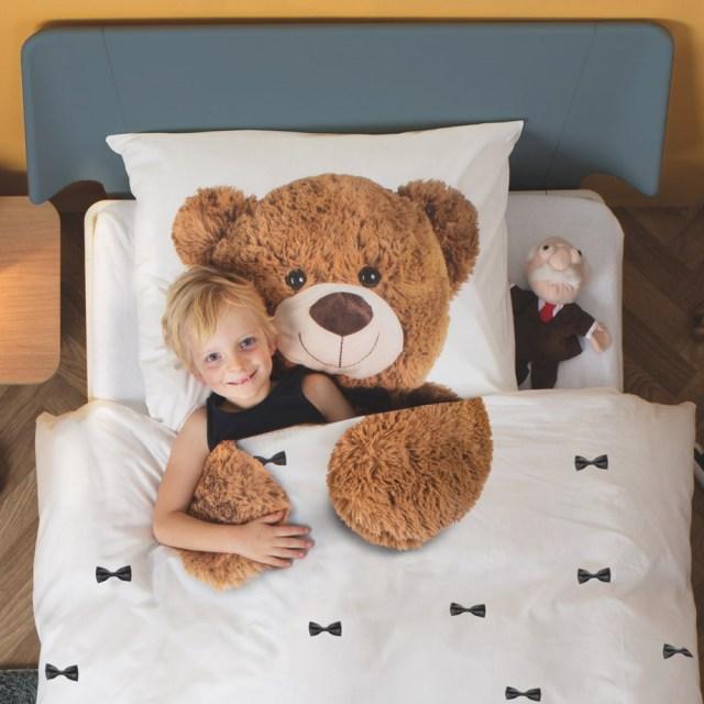 Snurk sängkläder - Nallebjörn Image
