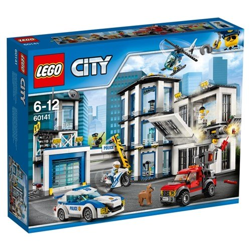 Lego City Polisstation Image