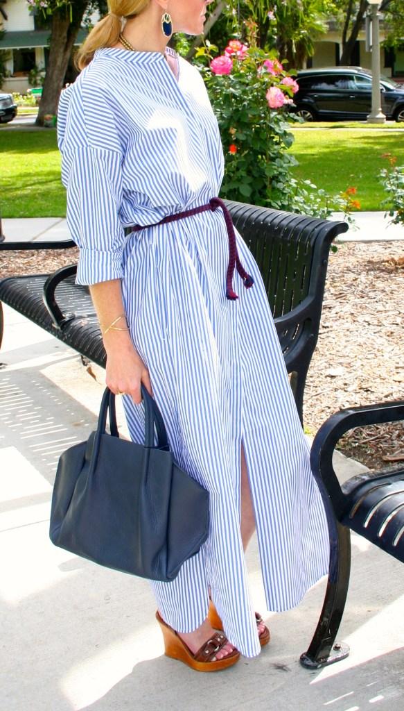 long sleeved tunic dress