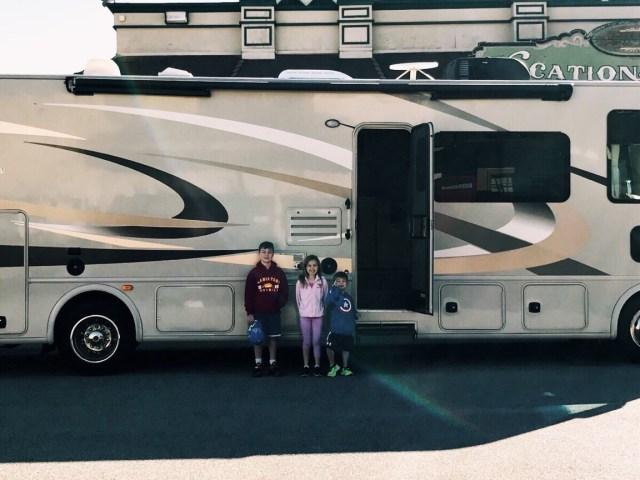 rv trip-family-vacation