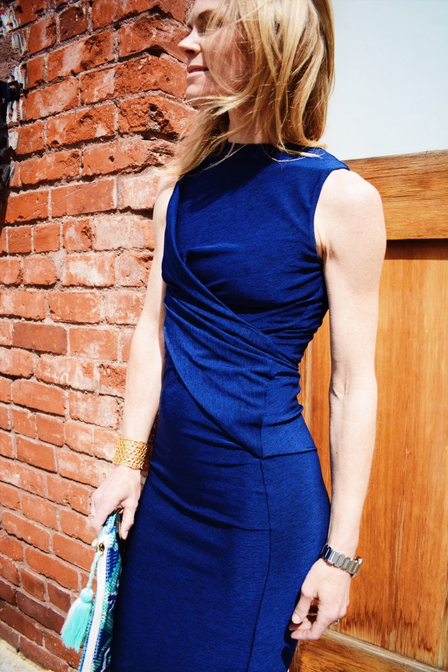 blue-sheath-dress