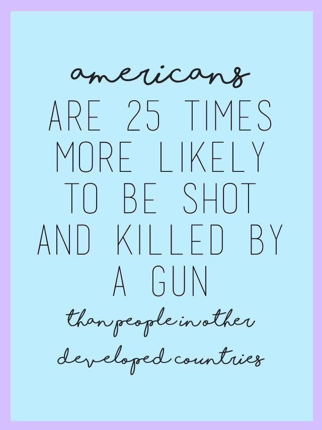 gun statistics