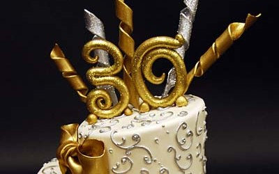 30 års present