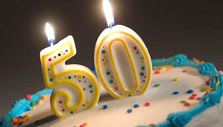 50 års present