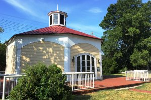 Carriage House at Preservation Greensboro