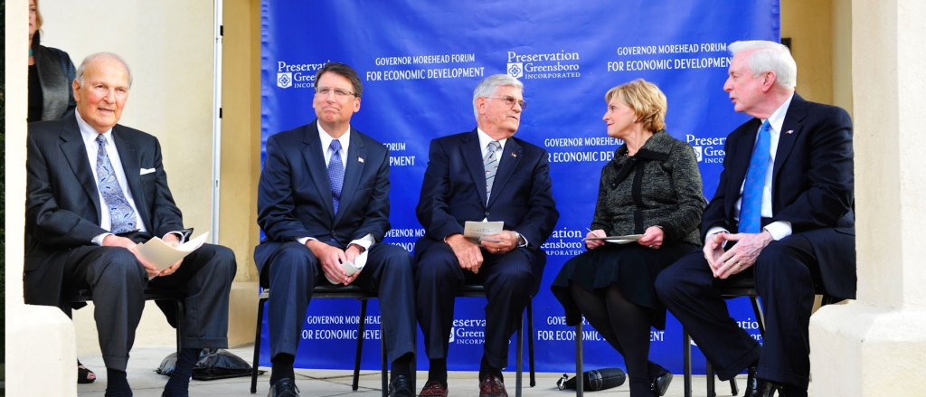 Governor Morehead Forum