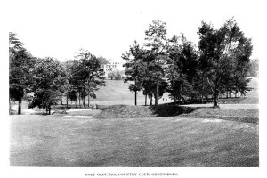 Golf Grounds, Country Club