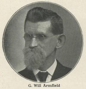 G. Will Armfield, 1910