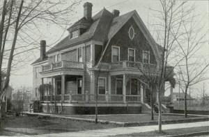 Tar Heel Manor 1912