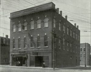 Jones and Taylor Building