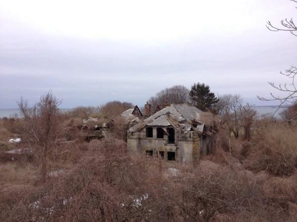 Abandoned Rhode Island The Bells Preservation In Pink