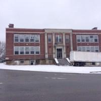 Abandoned Vermont: Brandon High School