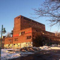 City of Burlington's Moran Plant, fate unknown. #presinpink