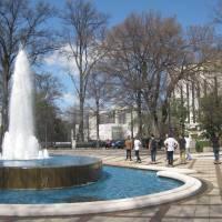 Alabama #5: Linn Park
