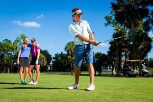 Royal Palm Beach Private Golf Course