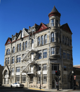 Sedalia Trust Company Building