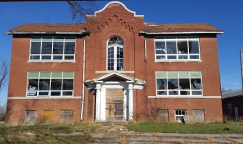 Salem School-facade-north view