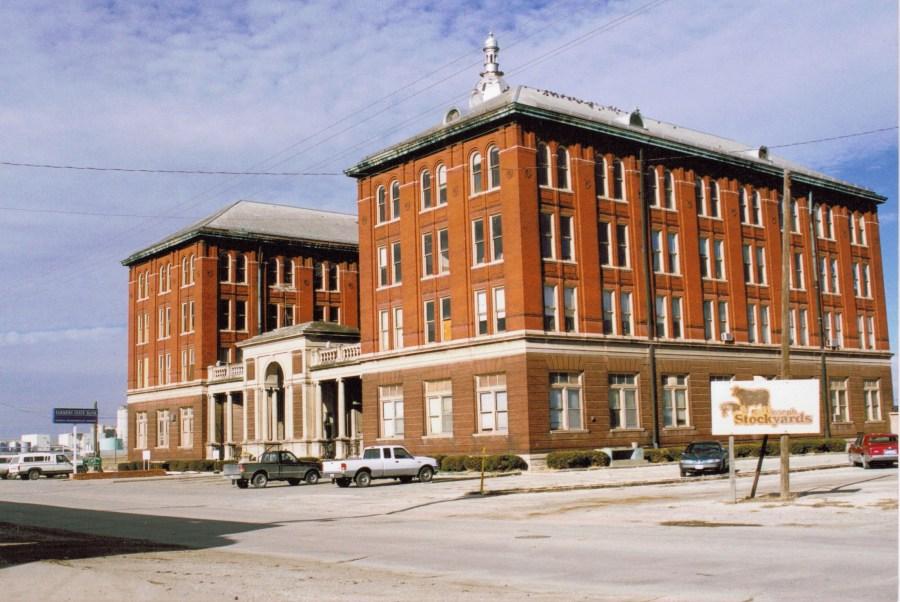 Livestock Exchange Building (photo c. 2000)
