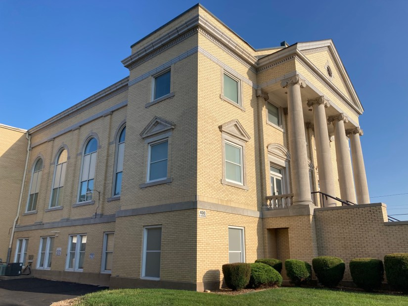 Historic Church-turned-Office Building for Sale