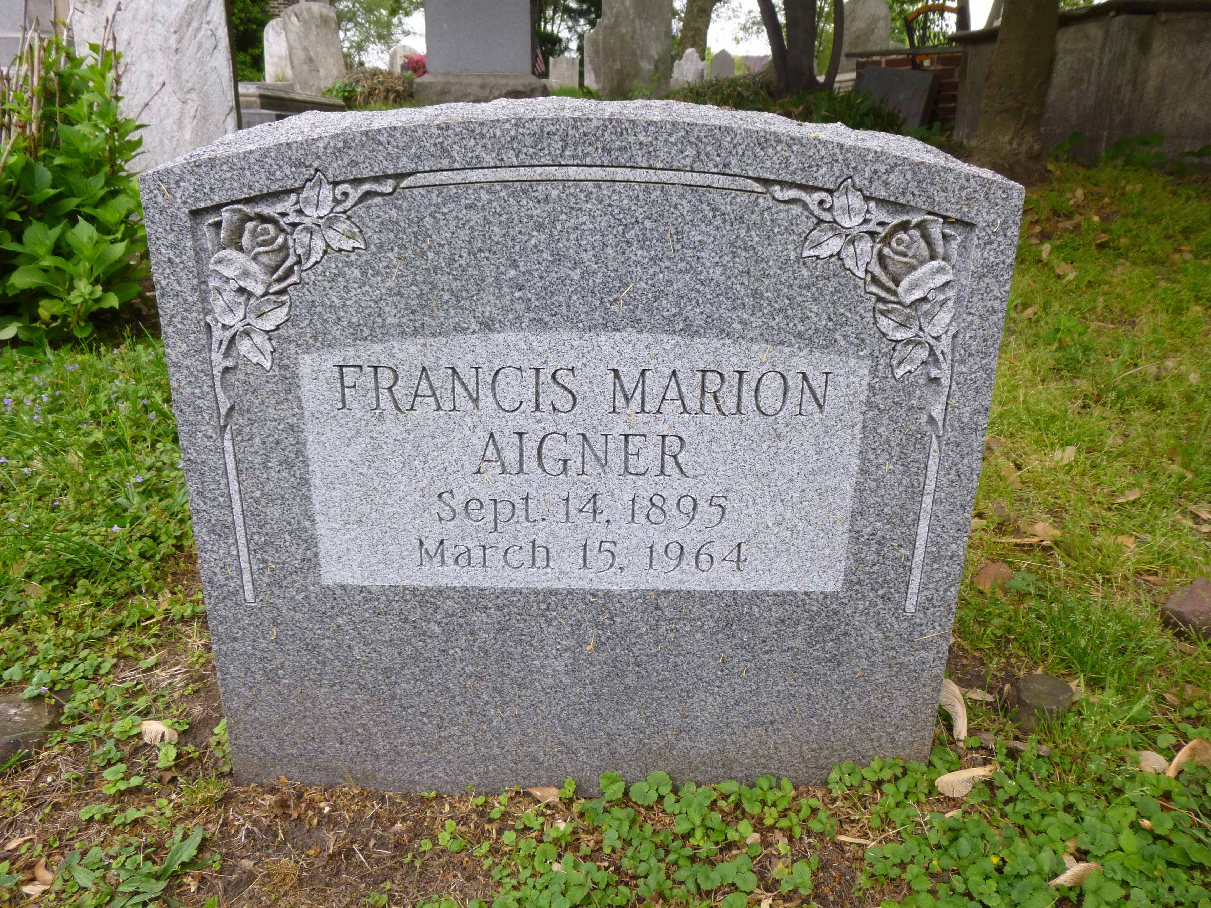 Read more about the article Francis Marion Aigner
