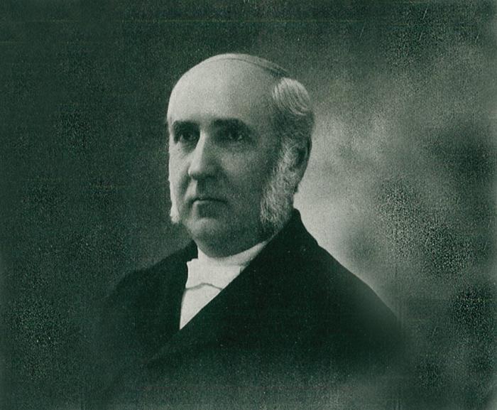 Reverend Simes