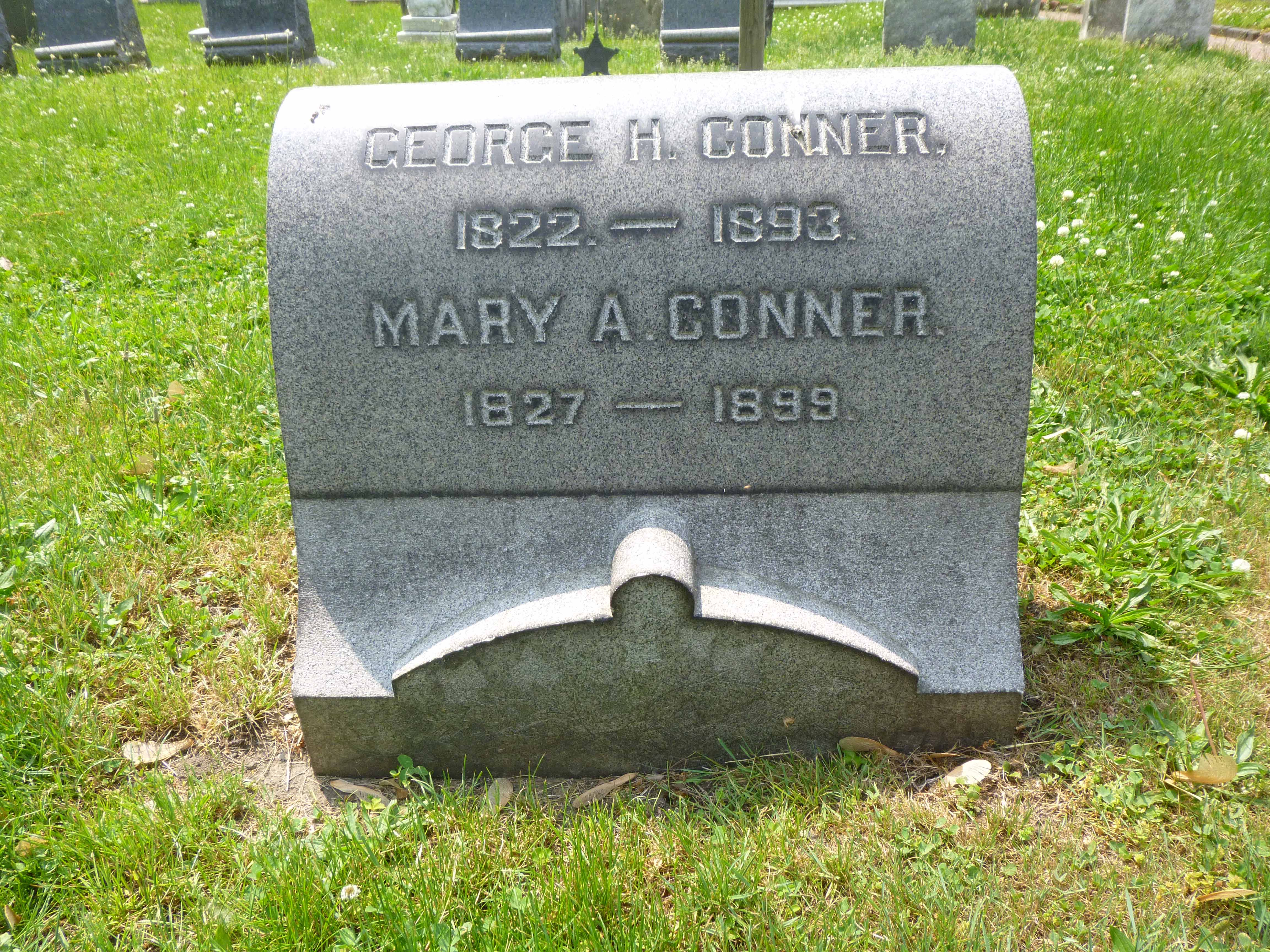Read more about the article George and Mary Conner