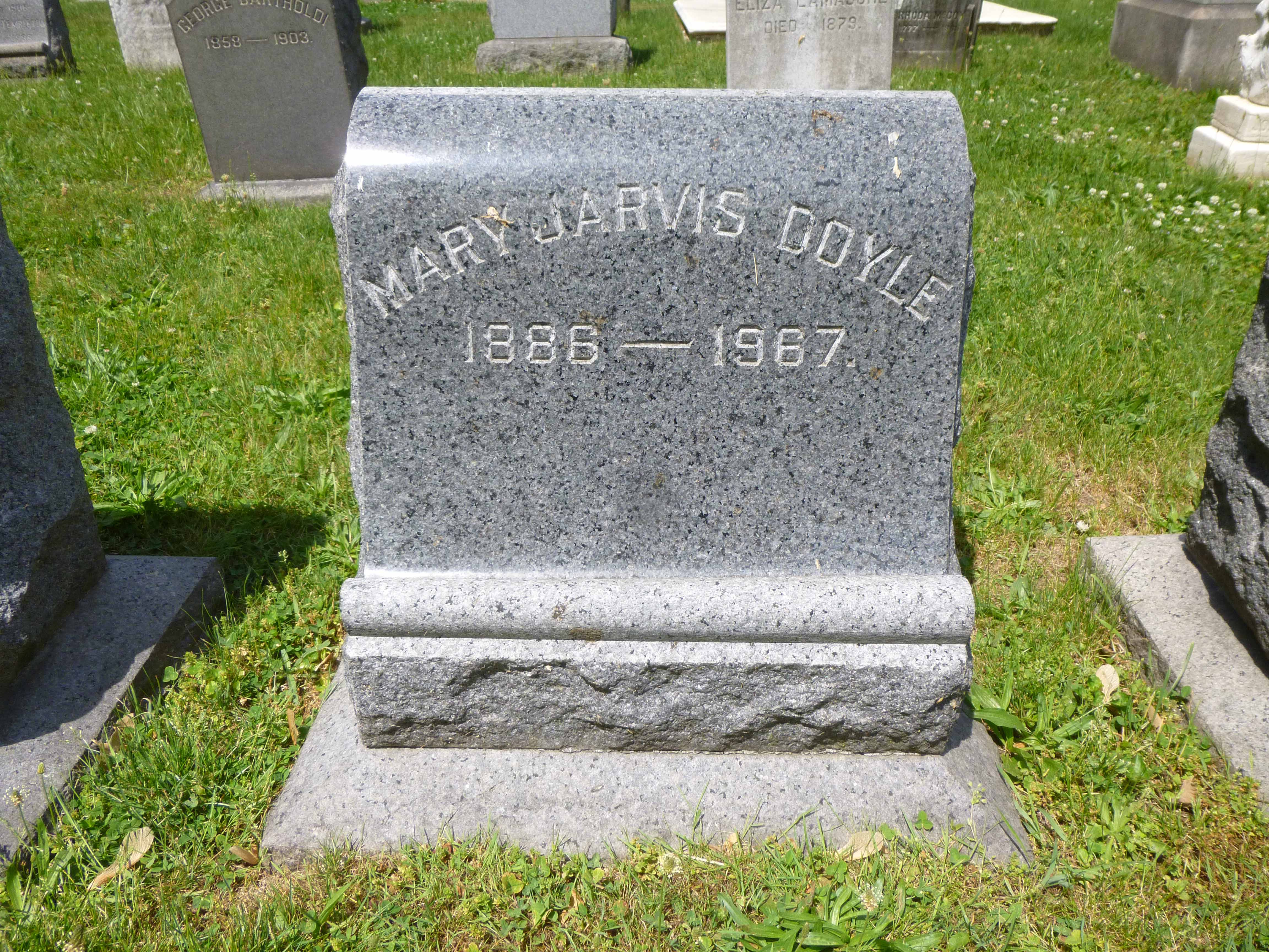 Read more about the article Mary Jarvis Doyle