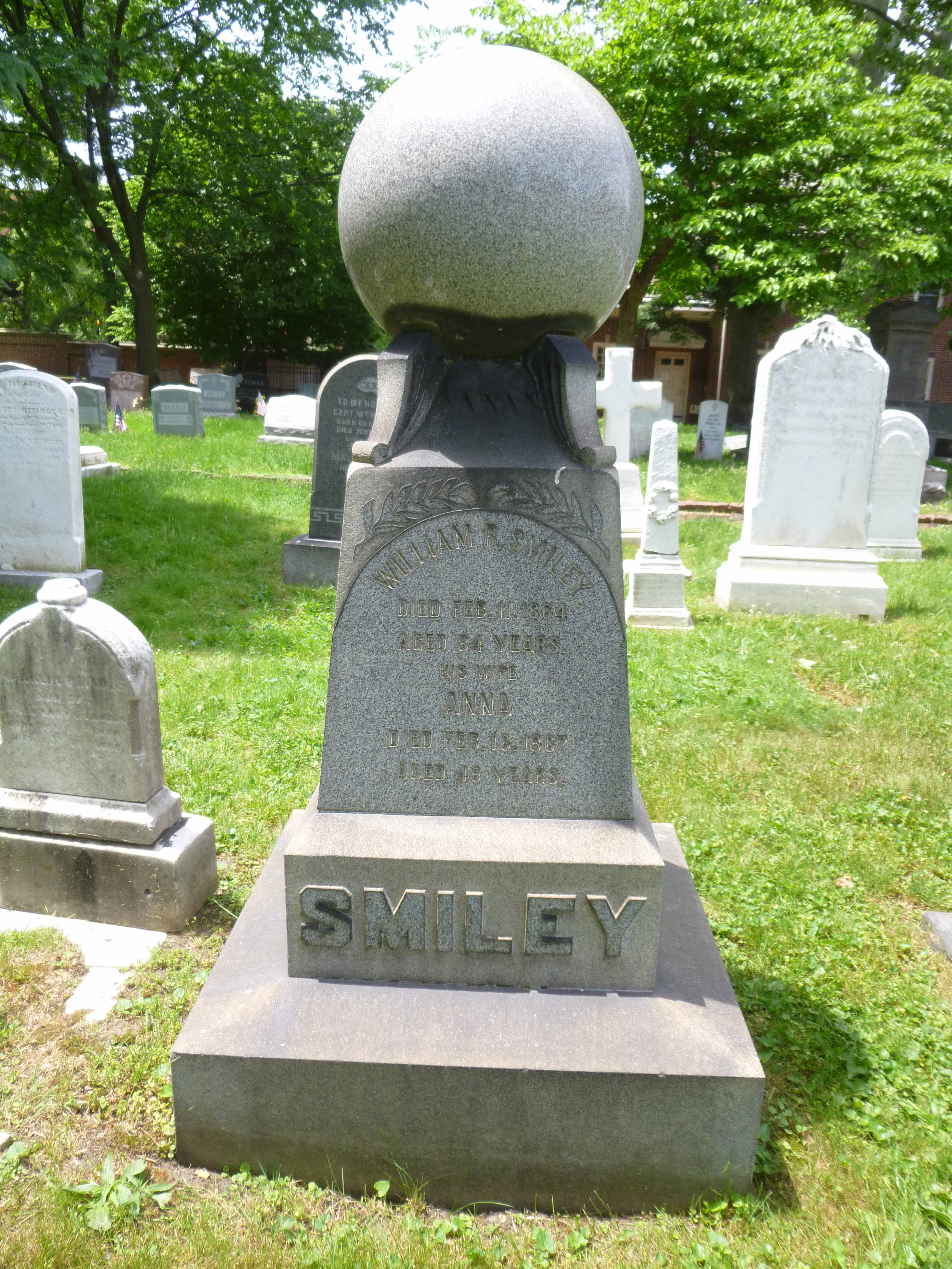 Read more about the article William and Anna Smiley