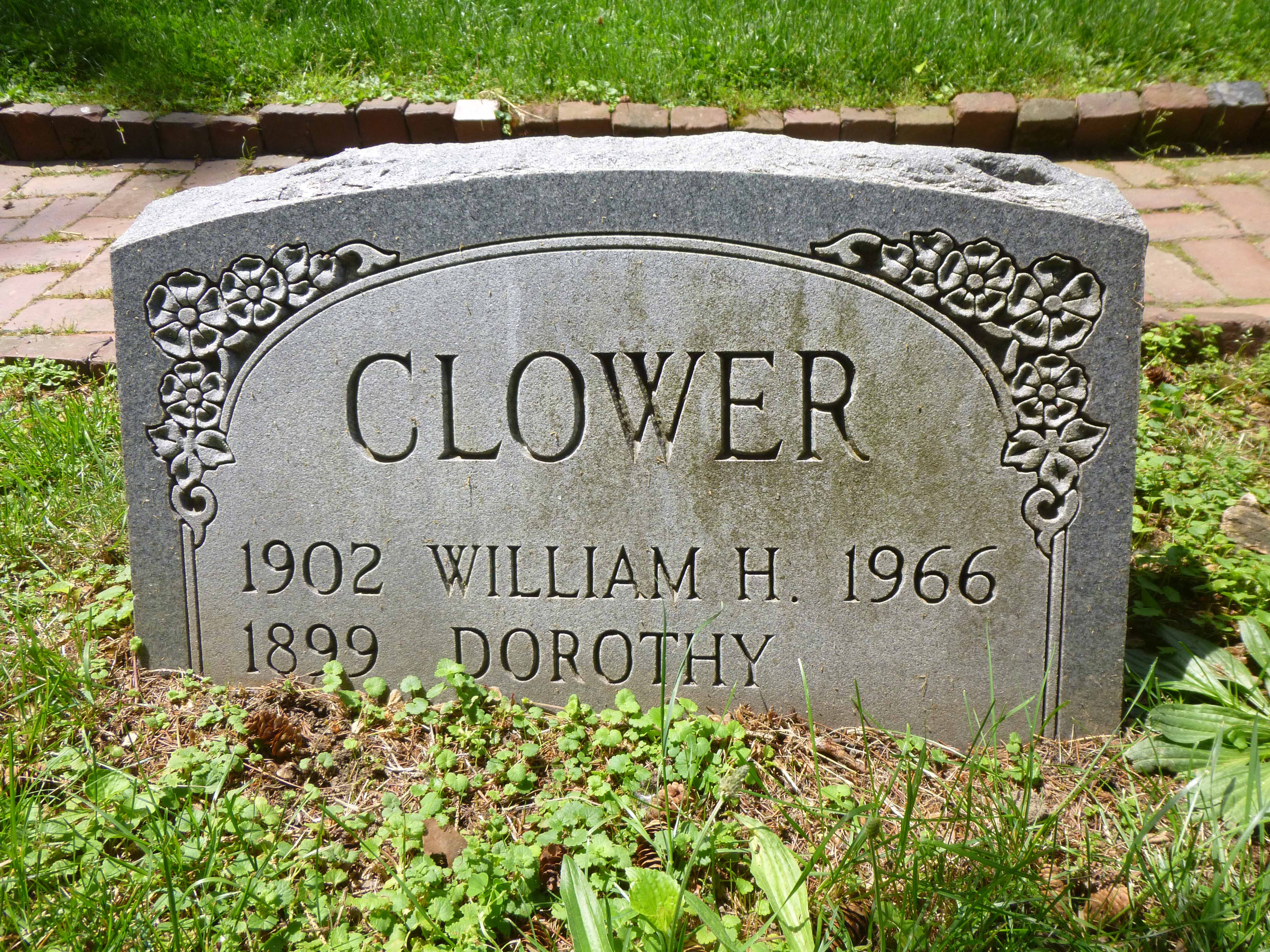 Read more about the article William and Dorothy Clower