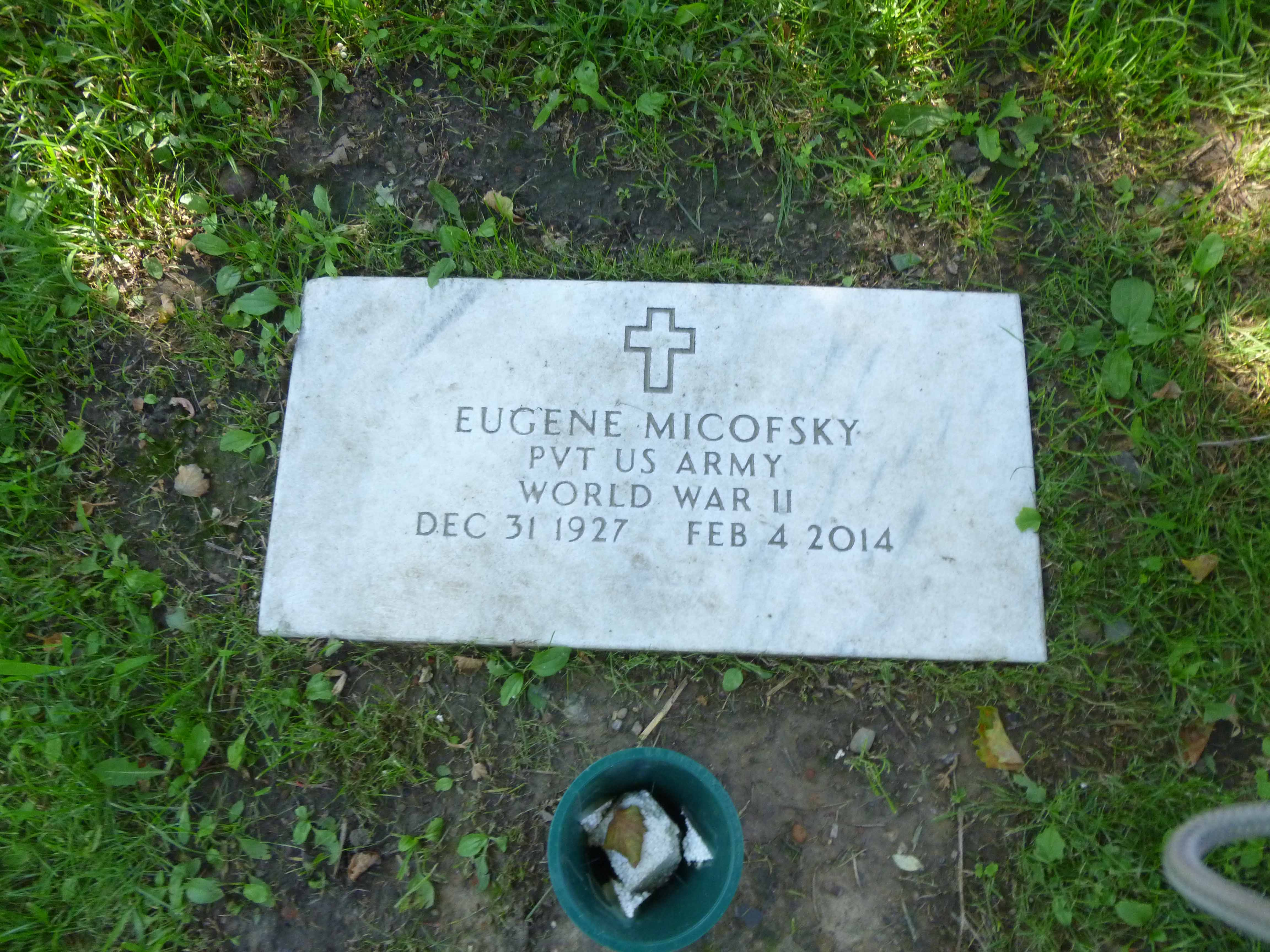 Read more about the article Eugene Micofsky