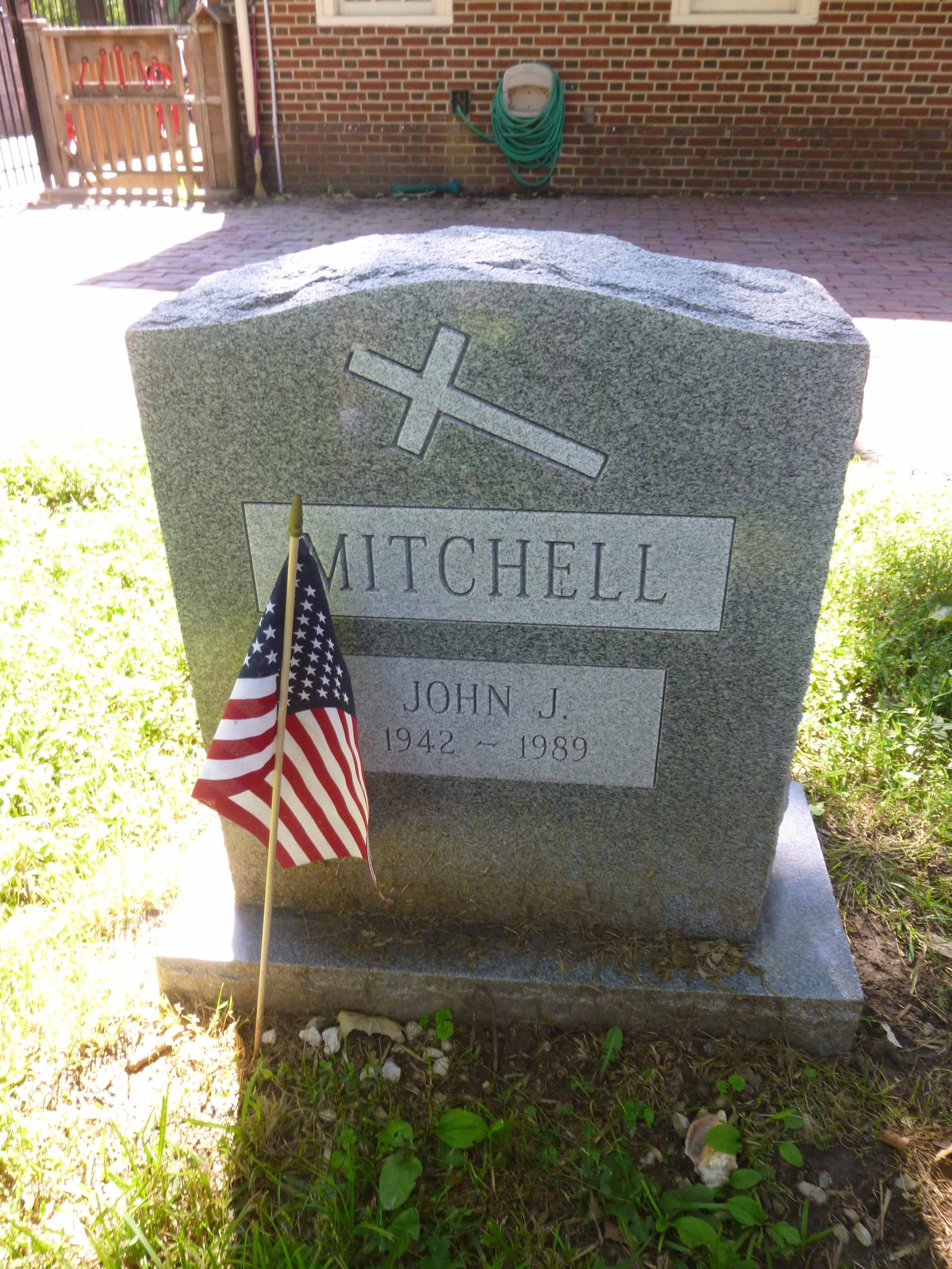 Read more about the article John Mitchell