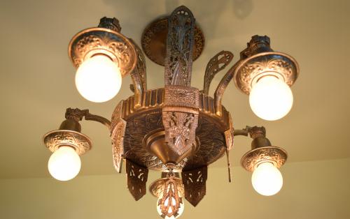 old west coast lighting company