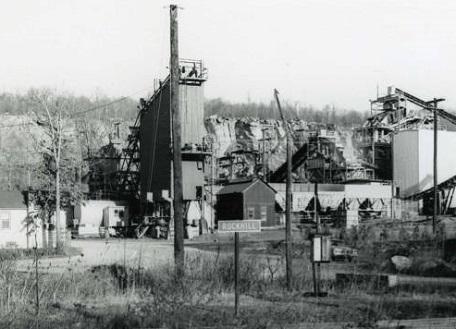 rockhill quarry 1973