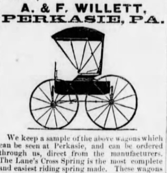 willetts ad