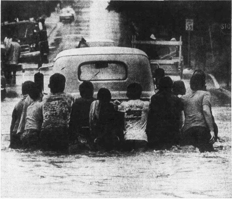 floods 1971