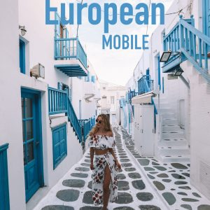 European Mobile - Meryl Denis Presets