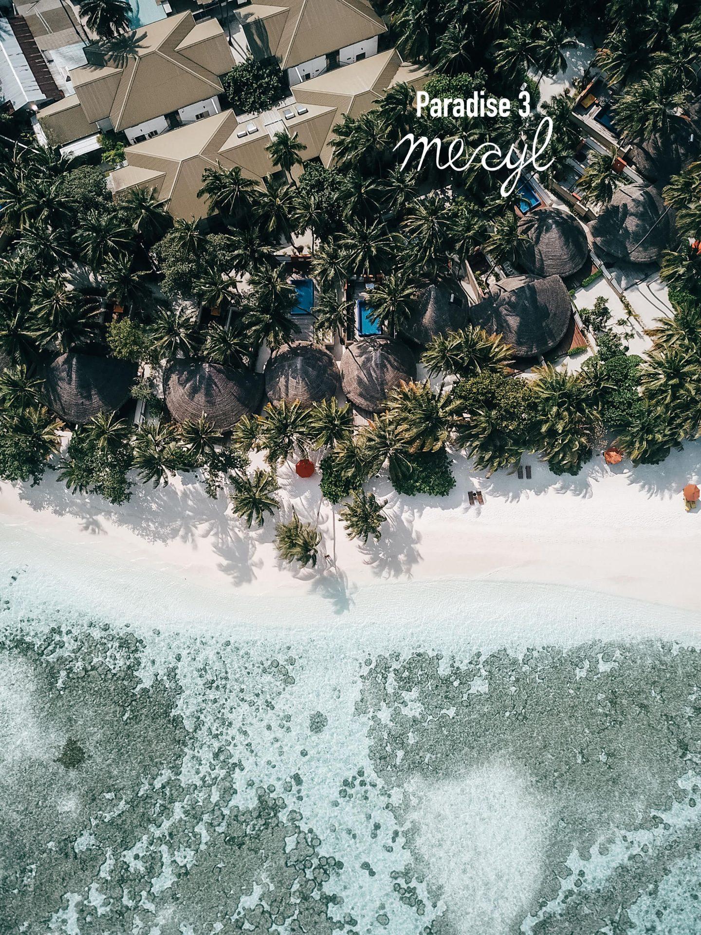 Paradise Mobile 3, Paradise Desktop 2, before / after, presets, lightroom - Meryl Denis Presets
