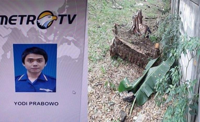 Yodi Prabowo Wartawan MetroTV Meninggal Karena Dibunuh