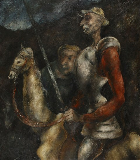 Edouard-Joseph Goerg, Don Quichotte