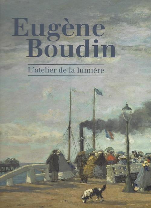 """Exposition """"Eugène Boudin l'atelier de la lumière"""" Le Havre MuMa - 2016"""
